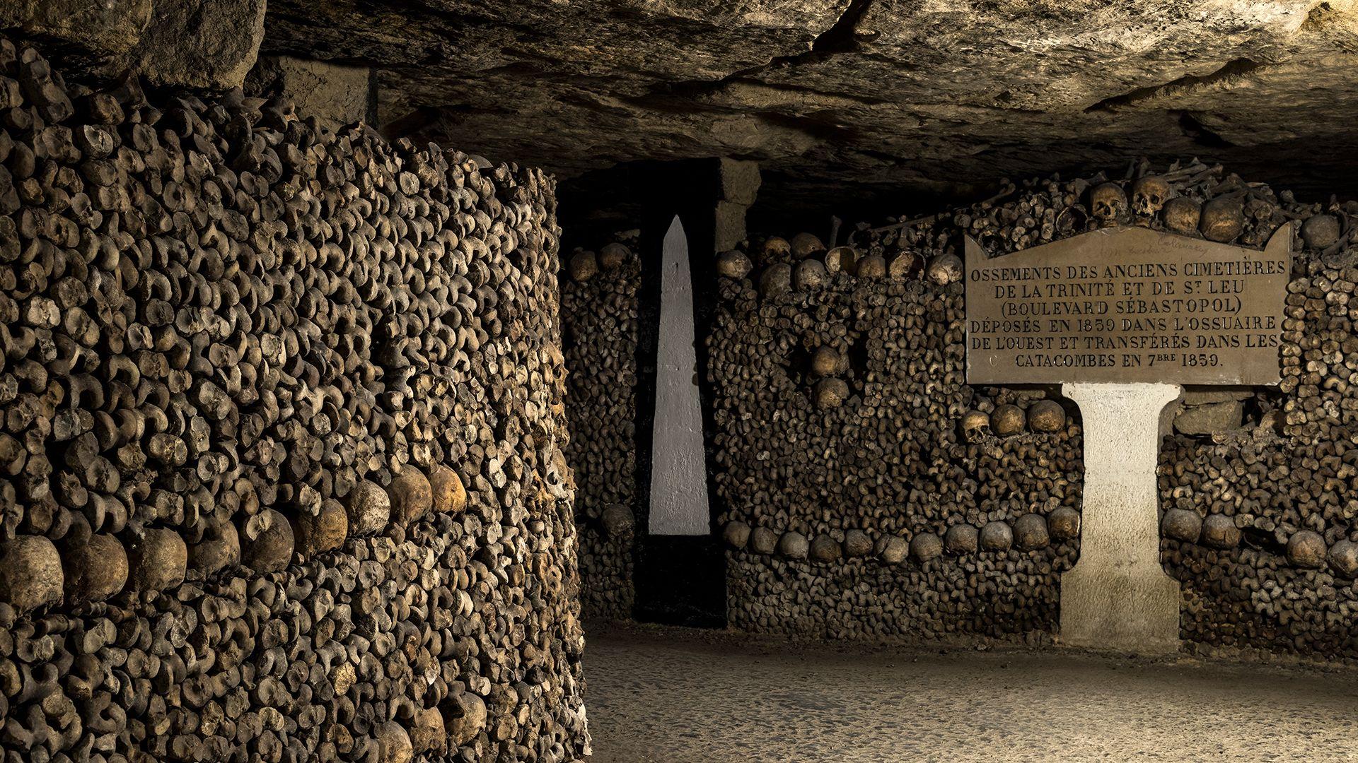 نتيجة بحث الصور عن Catacombs